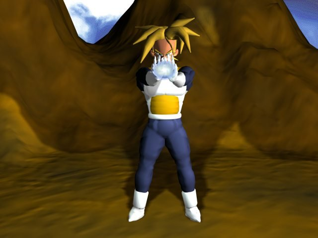 Dragon Ball Z images Dragonball Z 3D wallpaper and background photos