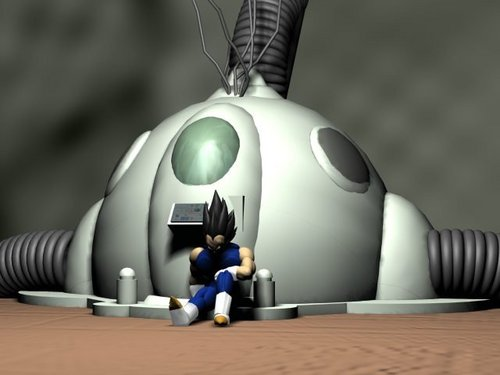 Dragonball Z 3D