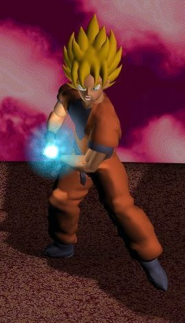 Dragonball Z 3D - dragon-ball-z Photo