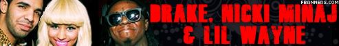 Drake,Wezzy And Nicki