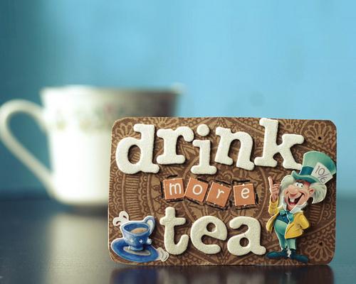 Drink mais chá