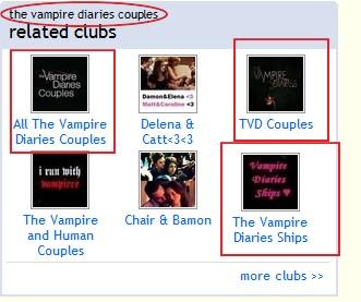 Duplicate clubs