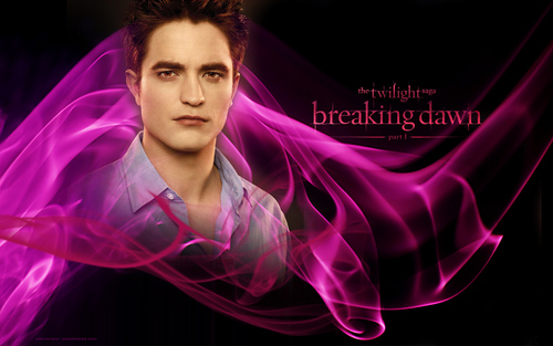 Edward Cullen Breaking Dawn
