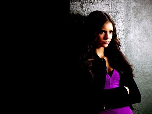 Elena&Katherine پیپر وال