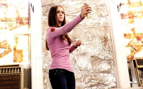 Elena&Katherine karatasi la kupamba ukuta