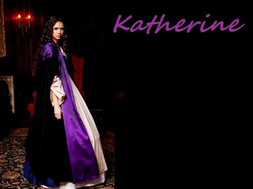Elena&Katherine fondo de pantalla