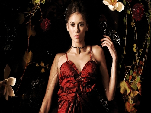 Elena&Katherine achtergrond