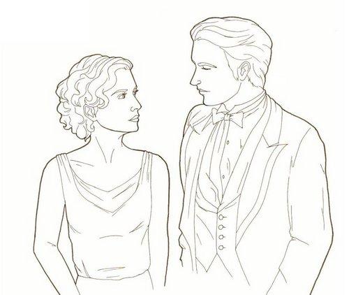 Esme & Carlisle Fanart