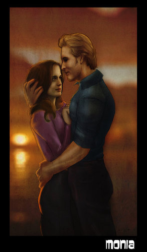 Esme & Carlisle Fanart - esme-and-carlisle-cullen Fan Art