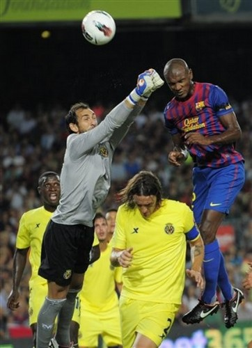 FC Barcelona vs Villarreal La Liga Week 1 [5-0]