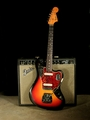 Fender Jaguar 65 - guitar photo