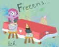 Freeeens