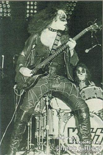 Gene Simmons 1973