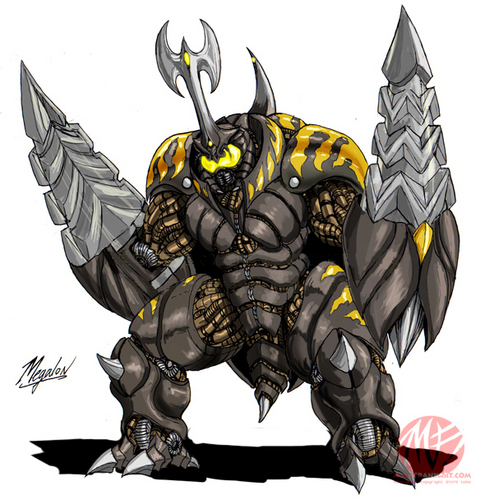Godzilla Neo: Megalon