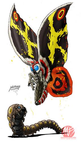Godzilla Neo: Mothra