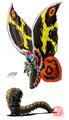 Godzilla Neo: Mothra - godzilla photo