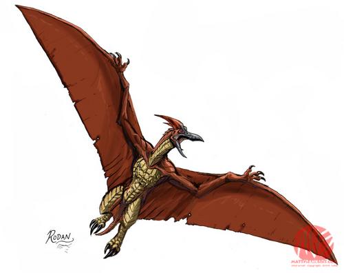 Godzilla Neo: Rodan