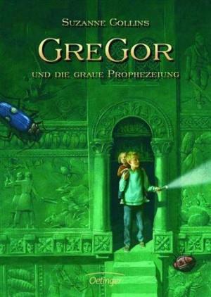 Gregor the overlander book 6