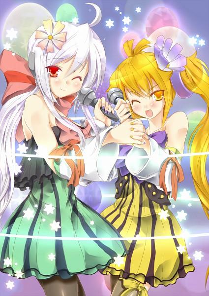 Vocaloid Neru And Haku Haku and Neru - Hannah...