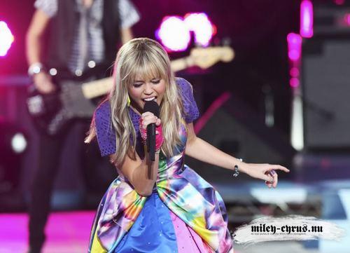 Hannah Montana Forever in my cœur, coeur