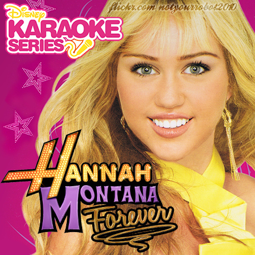 Hannah Montana Forever in my tim, trái tim