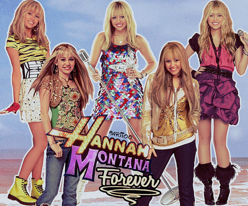 Hannah Montana Forever in my 심장