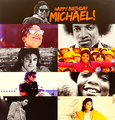Happy birthday Michael<3 - michael-jackson photo