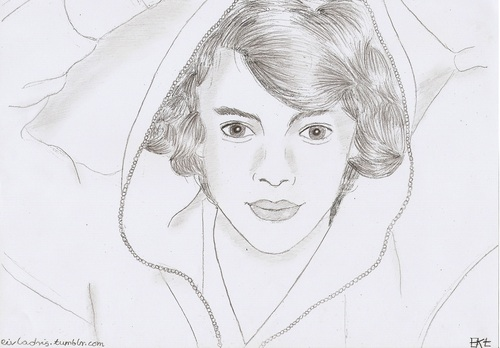Harry Styles Portrait