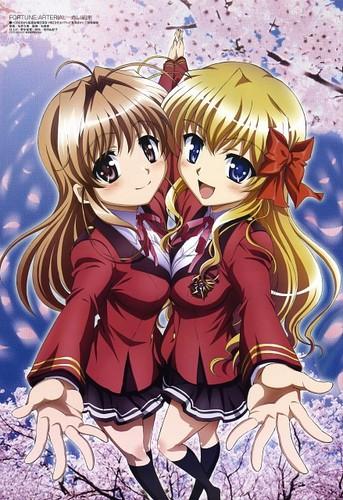 Haruna & Erika