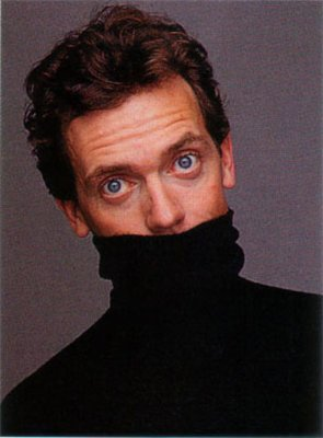 Hugh Laurie-1993 GQ Magazine