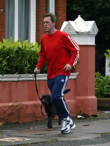 Hugh laurie-2002 London