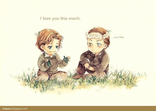 I Любовь Ты this much