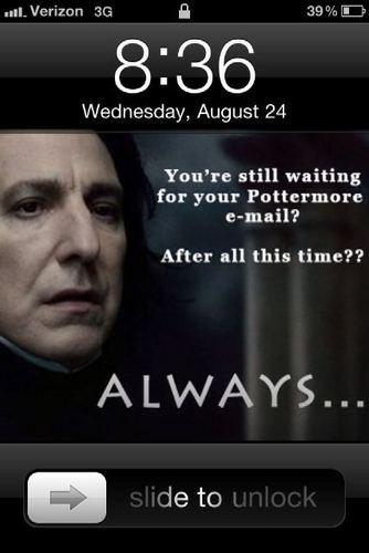 I'm Still Waiting...