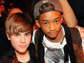 Jaden Smith &amp; Justin Bieber - justin-bieber-and-jaden-smith photo