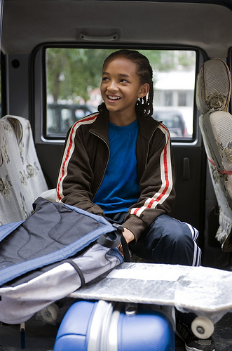 Jaden Smith Hintergrund possibly with a carriageway, an automobile, and a straße entitled Jaden Smith