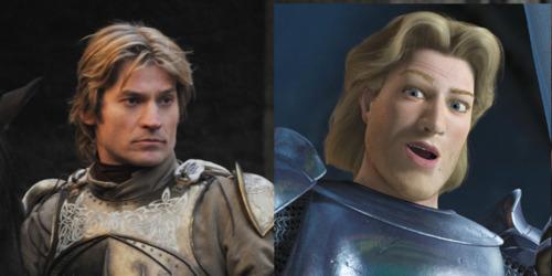 Jaime/Prince Charming