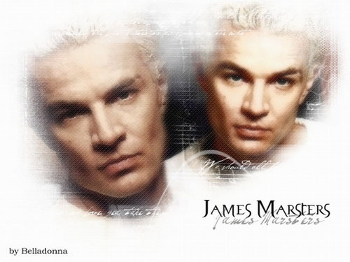 James Marsters wallpaper containing a portrait entitled James Marsters