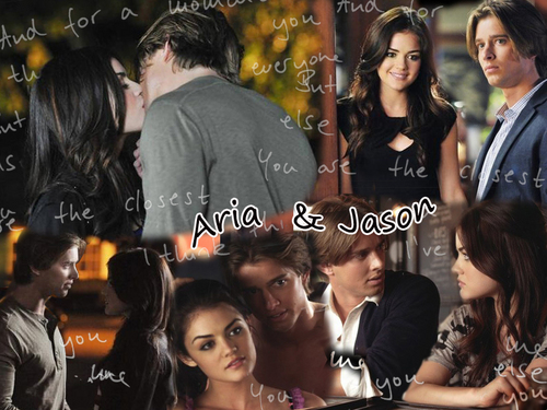 Jason and Aria