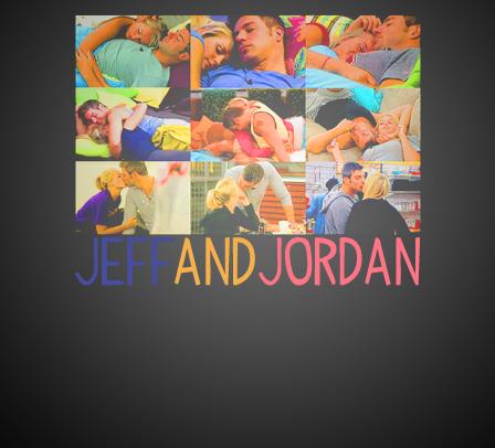 Jeff & Jordan ♥