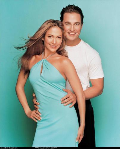 Jennifer & Matthew - 2001 Marie Claire