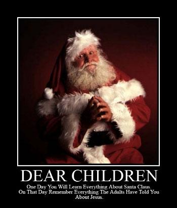 Jesus Vs Santa