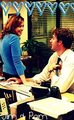 Jim and Pam.  - the-office fan art