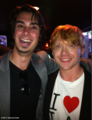 Joey + Rupert = Ron + Ron - a-very-potter-musical photo