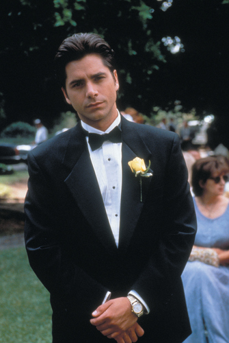 John Stamos wallpaper containing a business suit and a dress suit entitled John Stamos
