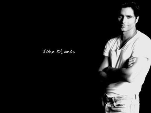 John Stamos fond d'écran titled John Stamos