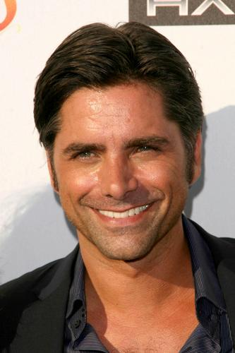 John Stamos वॉलपेपर probably containing a business suit and a portrait titled John Stamos