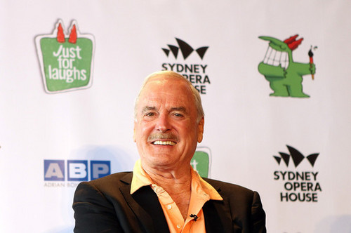 Just For Laughs Launch At Sydney Opera House