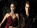 Katherine and Stefan Wallpaper