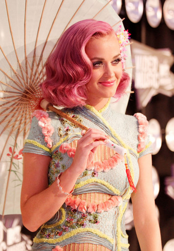 Katy Perry @ the 2011 MTV Video âm nhạc Awards