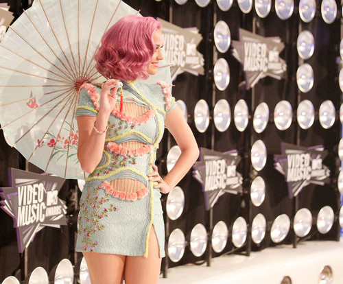 Katy Perry @ the 2011 MTV Video Musica Awards